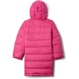 Columbia Pike Lake Long Jacket Youth pink ice
